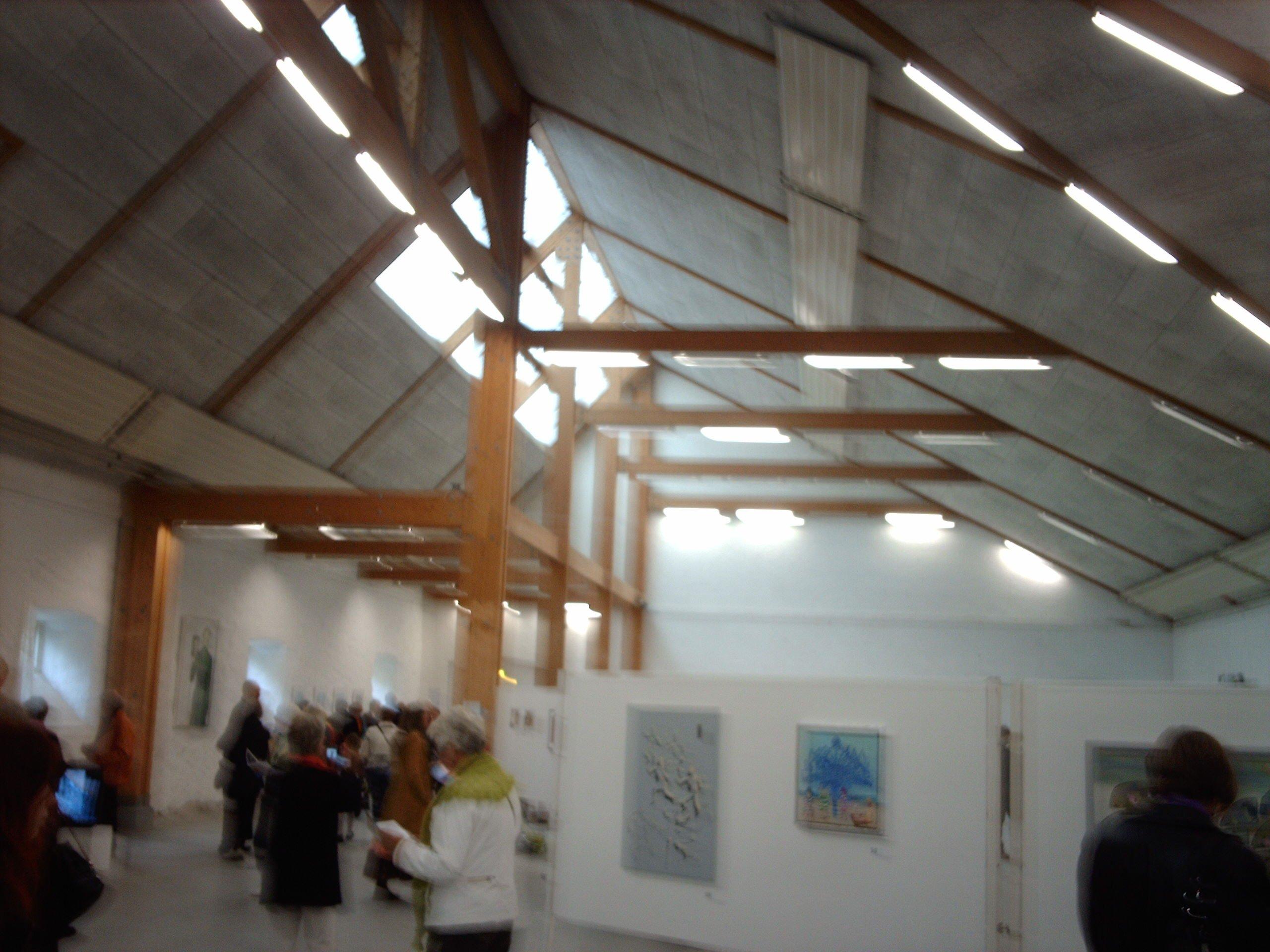 D Max Exhibition Hall : Exhibition hall